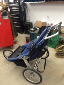 Running Room Double Jogging Stroller