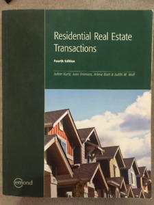 Residential Real Estate Transactions for paralegal or Law Clerk