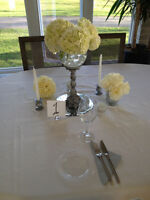 Wedding/special event centrepieces