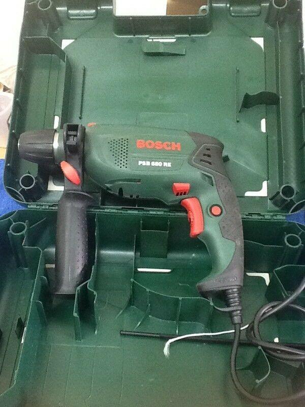 Bosch corded drill
