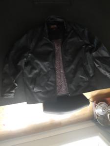 Danier Leather Jacket 3xl