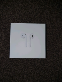 REAL APPLE AIRPODS