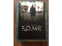 DVD Box set-Rome (Open to Offers)