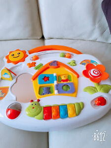 Baby/toddler  musucal, learning  toys