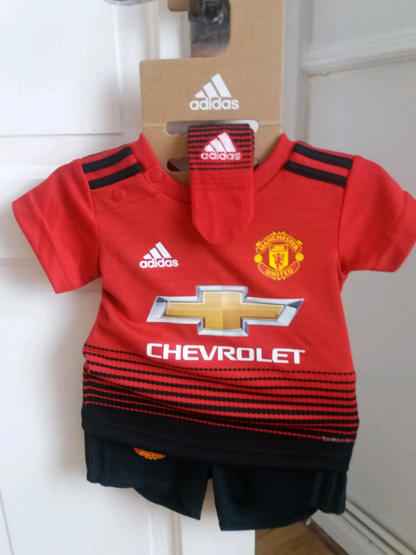 on sale 0c54c fea80 Genuine Manchester United baby kit | in Warrington, Cheshire | Gumtree
