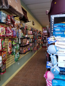 Pet Supply Store for Sale in Downtown Hamilton