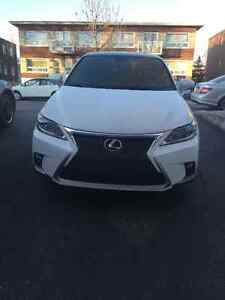 2015 Lexus CT 200h sport- lease take over only