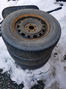 Ford ranger or b3000 rims and tires