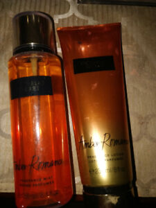 Victorias secret lotion and body spray fragrance gift