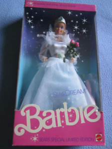 1987 Star Dream Barbie Doll