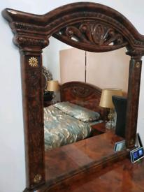 Italian style mirror