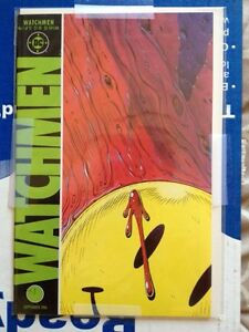 Watchmen 1 Comic! NM Condition!