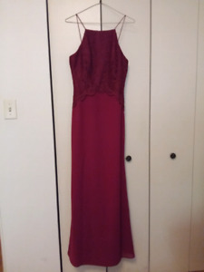 WEDDING, PROM OR SPECIAL OCCASION DRESS