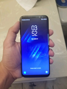 Saamsung Galaxy S8 Plus Excellent Condition
