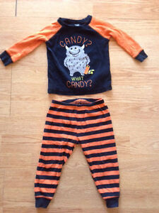 Carters 12 month pjs-candy ? What candy ?