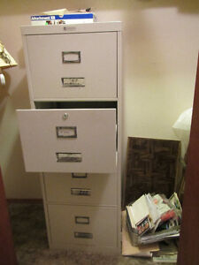Filing Cabinet Four Drawers