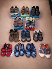 Boys Shoes Sizes 9- 12