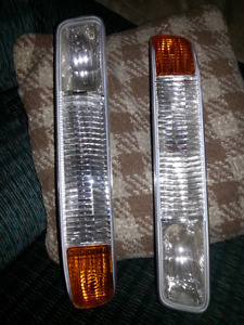 2001 GMC front lights