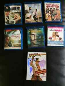 DVDs and blu rays London Ontario image 1