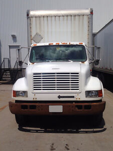 2001 International Straight truck for sale  - Five Ton