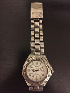 Breitling Steel Watch A57035