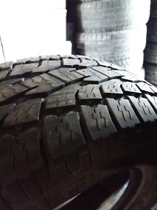 LT285/70/R17 TOYO OPEN COUNTRY ALL TERRAIN TIRES