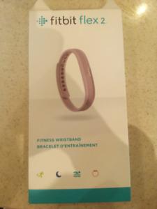 Fitbit flex 2  lavender size S & L