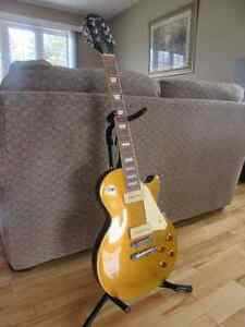 2003 Epiphone Les Paul '56 Gold Top