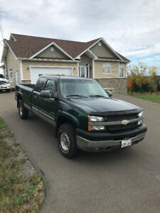 2003 Silverado 2500HD from out west. No RUST!!!!