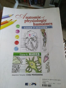 Anatomie et physiologie humaines - Marieb