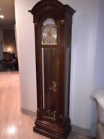 Grandfather clock excellent condition made in west Germany