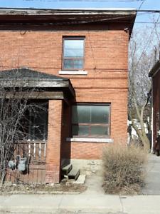 2 + 1 Bedroom, 2 bath Semi-Detached home on Locke St. S for rent