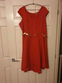 Woman dress size 22