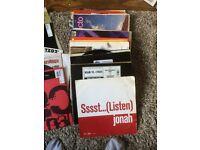 Hardstyle and dance vinyls