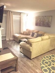 ::Furnished, Beautiful 2B + 2B ::Cable, WIFI, Hydro included::