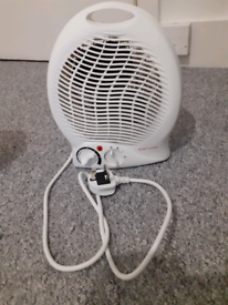 Thermo Fan Heater with 2 Heat Settings