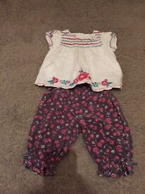 Monsoon outfit to fit 12-18 months