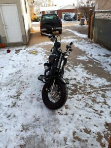2009 Harley Crossbones for sale