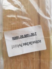 Architrave Oak Architrave Set - 2180x1096x80x16mm new