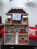 Doll House at Waterloo Restore