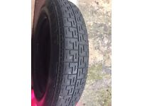 PIRELLI TYRE WITH RIM (spare tyre) for ford cars