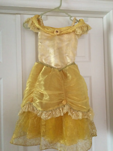 Belle's Gold Gown from Beauty & the Beast
