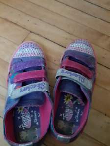 Sketchers twinkle for size 3 shoes