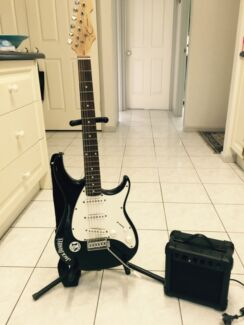 Jack Daniels Guitar and Amp Buderim Maroochydore Area Preview