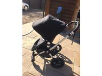 Bugaboo chameleon and accessories