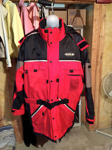 North 49 Artic Trail Snowmobile Jacket - Size XL
