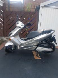 Mbk Thunder/Yamaha Maxster 125