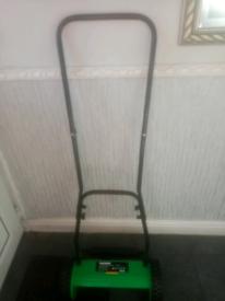 Push mower new