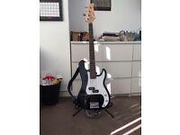 Fortissimo Bass Guitar and Amp