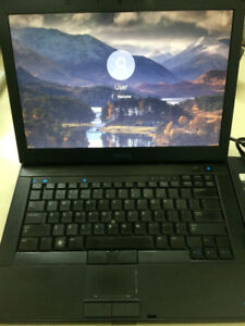 Dell Latitude E6410 i5 2.5Ghz, 320Gb HD, 6Gb Ram- Win10 Pro